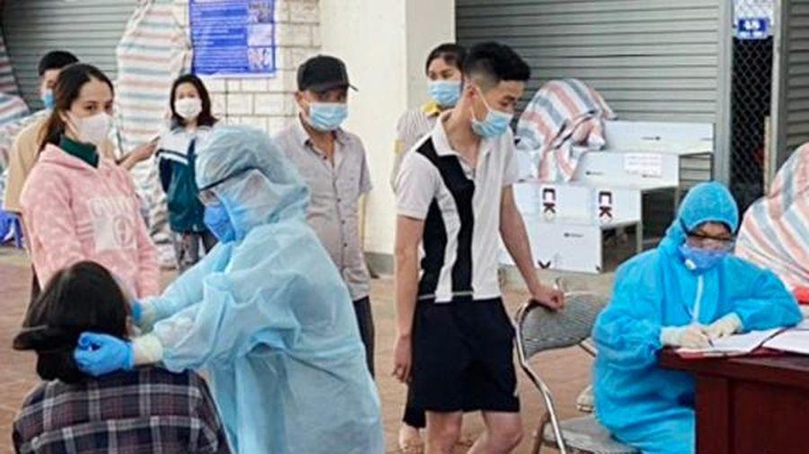 Lào Cai: Thông báo khẩn tìm người đến 18 địa điểm liên quan đến ca mắc Covid-19