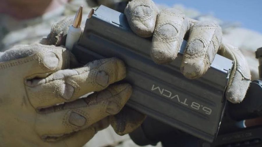 Băng đạn đa năng mới của Mỹ tương thích với nhiều loại súng