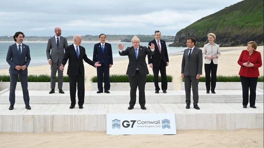 Châu Á trở thành trọng tâm chiến lược của Hội nghị thượng đỉnh G7 ở Cornwall?