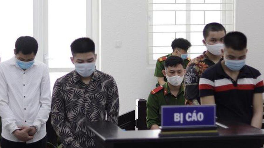 Nổi máu yêng hùng, 4 thanh niên nhận án nặng