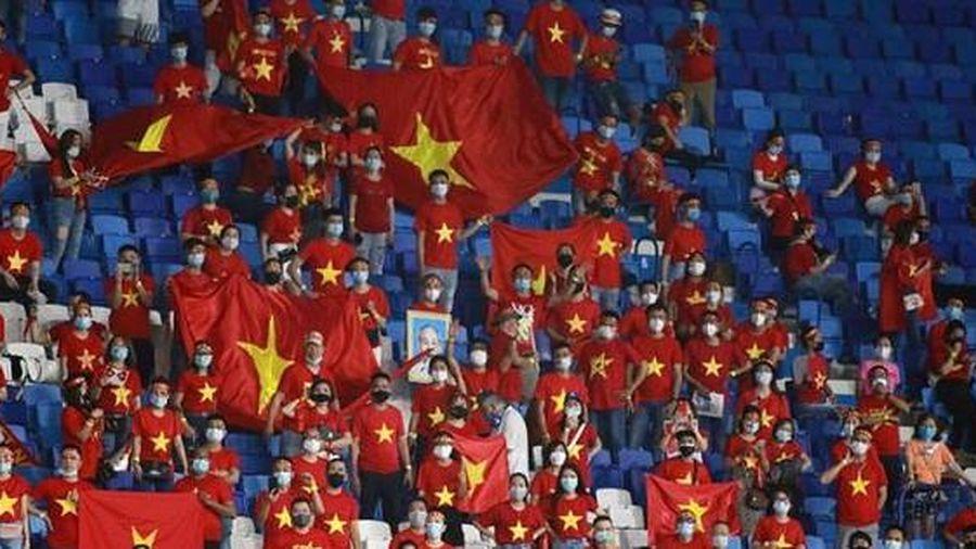 ĐT Việt Nam thuộc nhóm hạt giống thứ 6