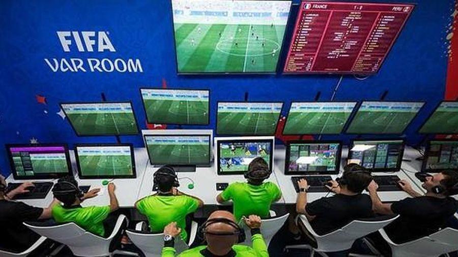 VAR sẽ áp dụng tại vòng loại thứ ba World Cup 2022 khu vực châu Á