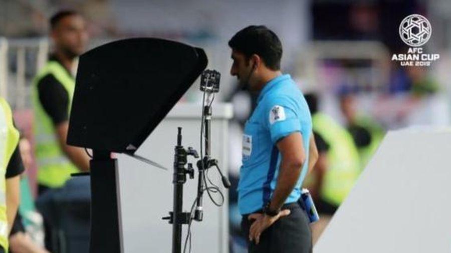 AFC áp dụng VAR ở vòng loại cuối World Cup 2022