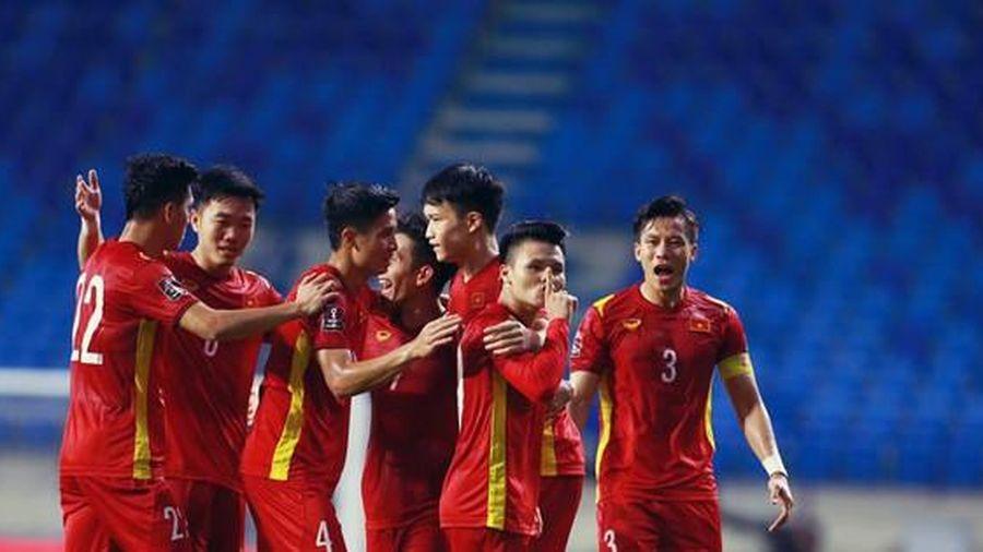 FIFA công bố BXH đặc biệt cho vòng loại World Cup châu Á