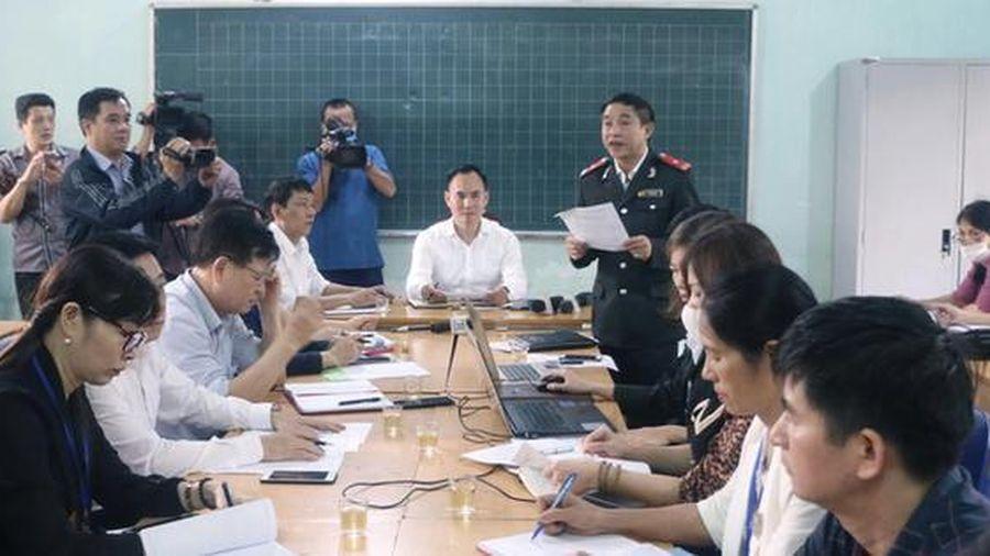 Hà Nội công bố kết luận thanh tra vụ cô giáo tố cáo bị trù dập ở Quốc Oai