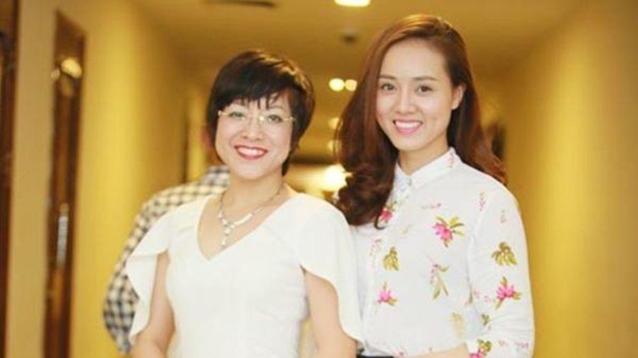 Vợ NSND Công Lý: Nếu tôi nói quý mến chị Thảo Vân có bị gọi là 'lố'?