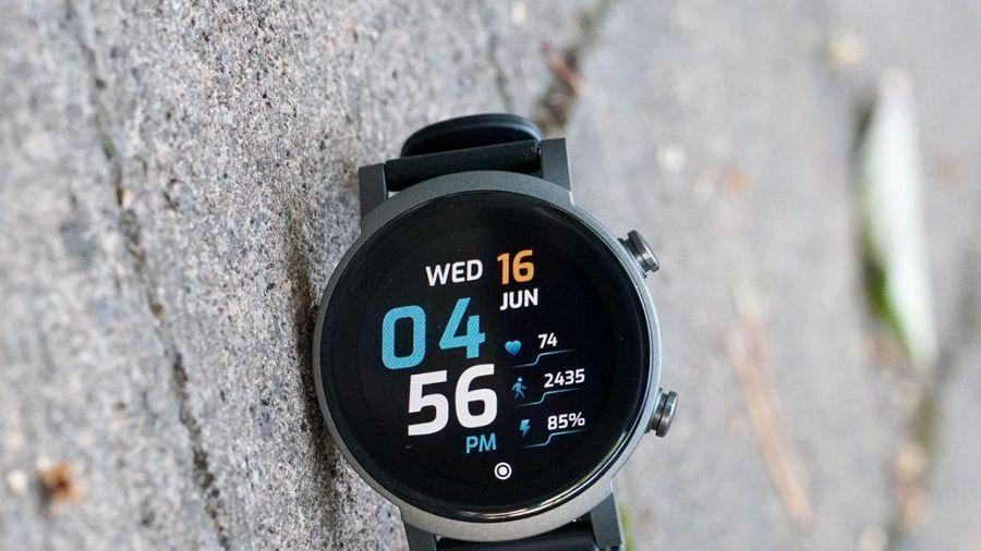 TicWatch E3 ra mắt: Snapdragon Wear 4100, Wear OS, giá 199 USD