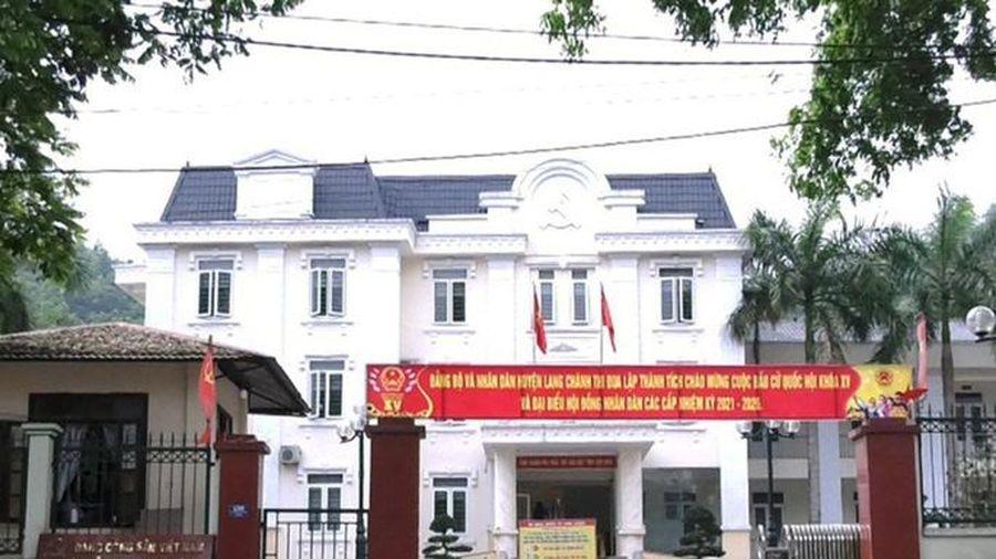 Thanh Hóa: Cách chức tất cả các vị trí trong đảng của ông Lê Văn Hưng