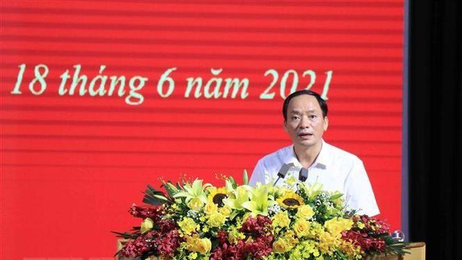 Hưng Yên: Phát động đợt cao điểm ủng hộ phòng, chống dịch COVID-19