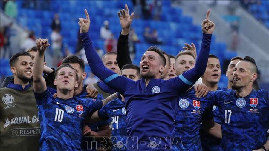 Đội tuyển Slovakia gặp tin không vui do COVID-19