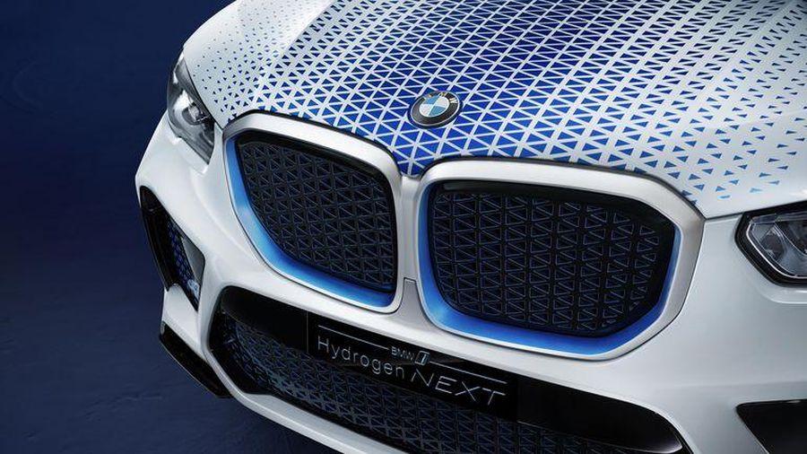 BMW bắt đầu thử nghiệm xe chạy pin nhiên liệu hydro ở châu Âu