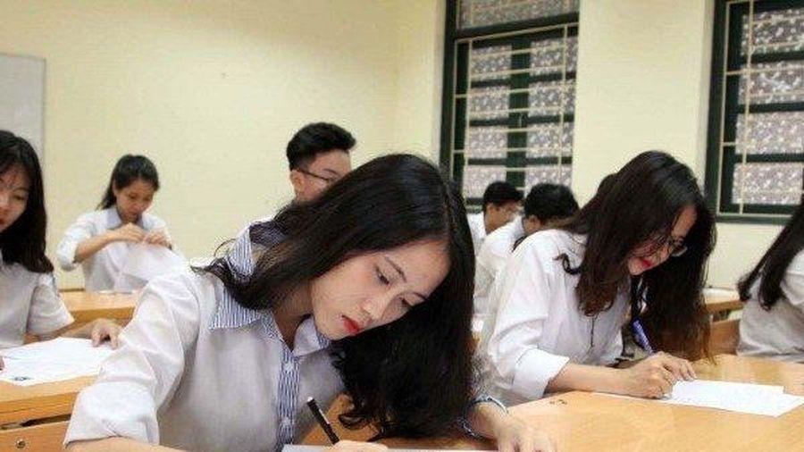 Chính thức chốt tổ chức kỳ thi tốt nghiệp THPT 2021 làm 2 đợt