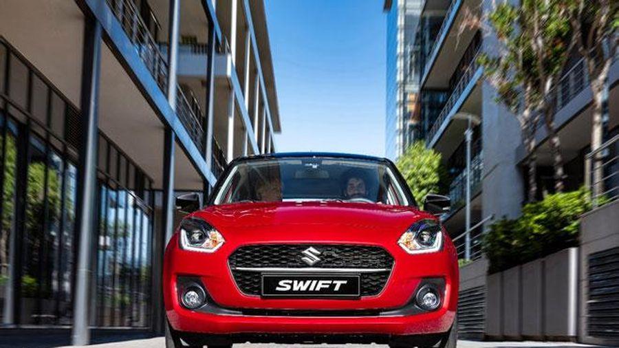 Suzuki Swift 2021 ra mắt tại Việt Nam, giá 549,9 triệu đồng