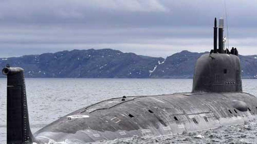 Tàu ngầm hạt nhân 'biến hóa khó lường' của Nga khiến Mỹ và NATO lo ngại