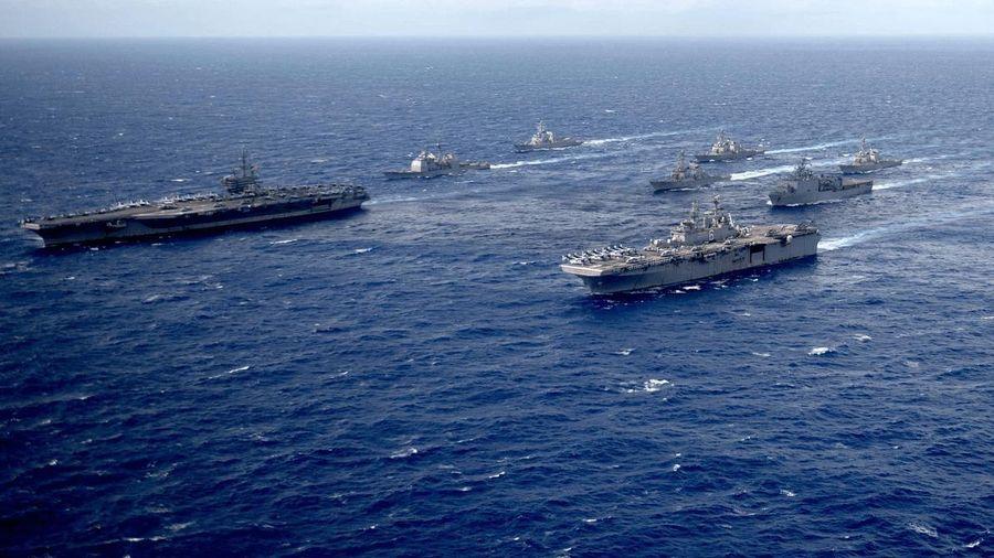 Mỹ cân nhắc việc thành lập một 'lực lượng đặc nhiệm hải quân' ở Thái Bình Dương đối phó Trung Quốc
