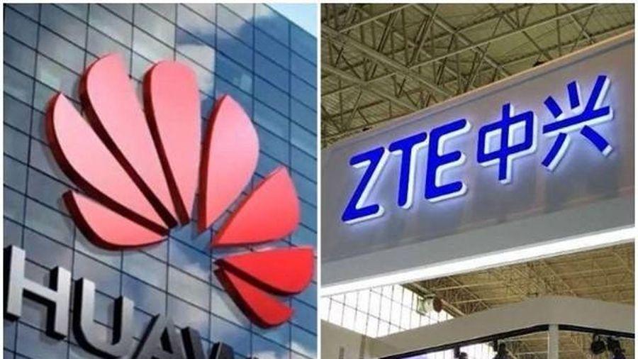 Chính quyền Joe Biden tiếp tục ra tay mạnh với Huawei, ZTE và các ứng dụng Trung Quốc