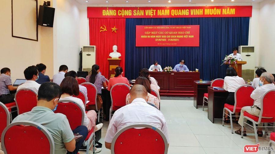 5 định hướng hoạt động báo chí Liên hiệp Hội Việt Nam nửa cuối năm 2021