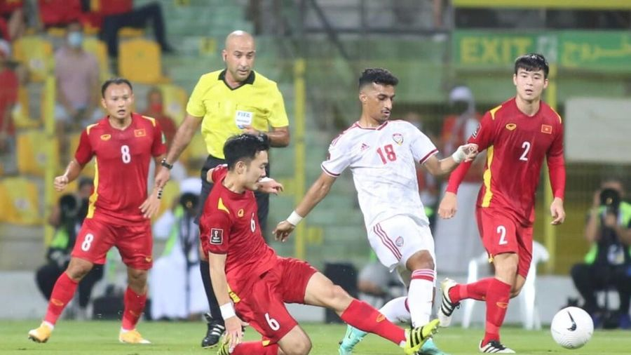 Xác suất giành vé dự World Cup 2022 của tuyển Việt Nam cao hơn Trung Quốc