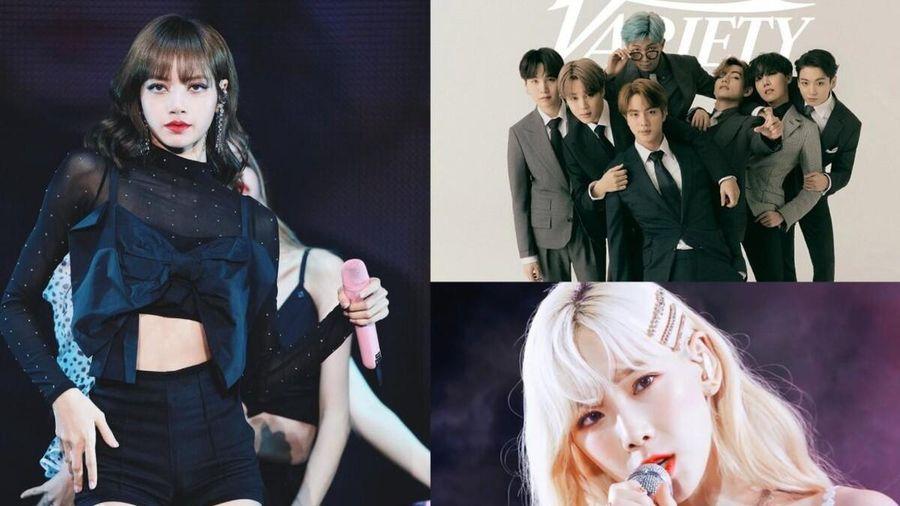Yoo Jae Suk tiết lộ: Kpop sẽ xảy ra 'Cuộc đụng độ' của Lisa, BTS và Taeyeon