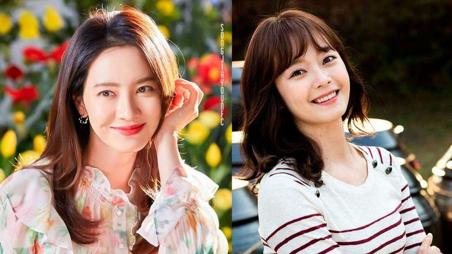 Song Ji Hyo được Jeon SoMin tặng quà: Hai chị yêu nhau còn không hết chứ ở đó mà đồn ghét nhau