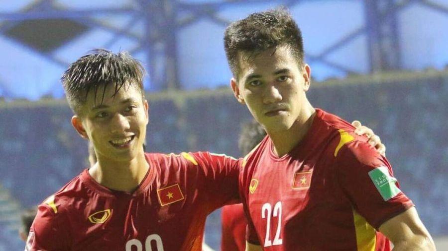 Tuyển Việt Nam bốc thăm đầu tiên ở vòng loại thứ ba World Cup 2022