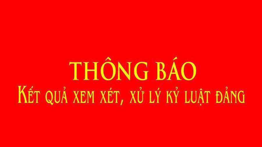 Dùng bằng không hợp pháp, Chủ nhiệm Ủy ban Kiểm tra Huyện ủy ở Thanh Hóa bị kỷ luật