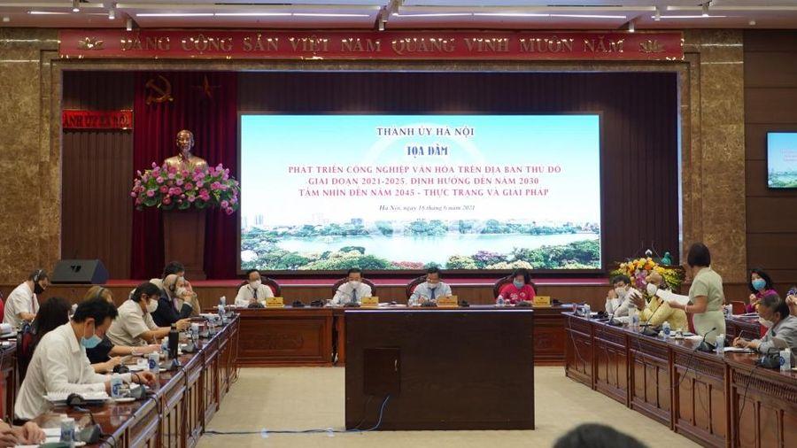 Hà Nội: Phát triển công nghiệp văn hóa góp phần mở rộng giao lưu và hợp tác quốc tế