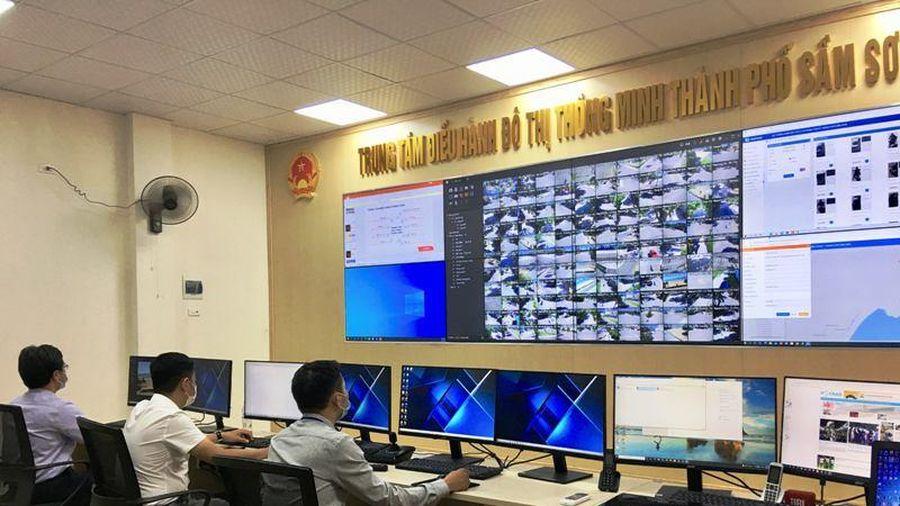 Tập huấn sử dụng và khai thác các chức năng trung tâm điều hành đô thị thông minh