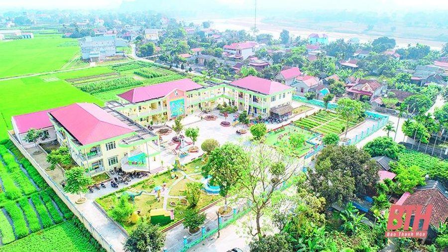 Phấn đấu xây dựng thị trấn Vĩnh Lộc sớm trở thành đơn vị kiểu mẫu