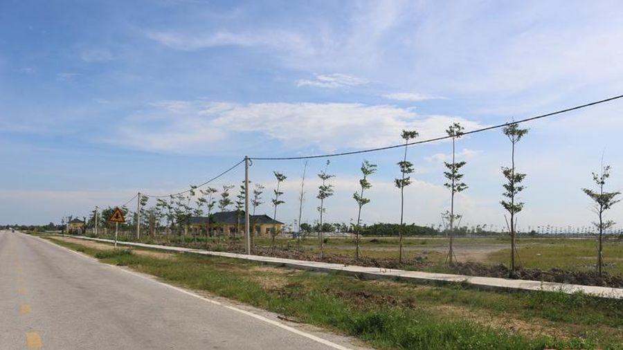 Huyện Hoằng Hóa xây dựng và phát triển các khu, cụm công nghiệp làm động lực thúc đẩy kinh tế - xã hội