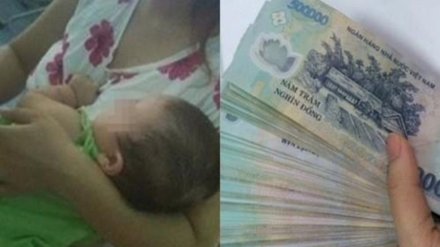 Vợ đi đẻ, chồng nói mang tiền đi mua nhà rồi bốc hơi luôn khi con chào đời