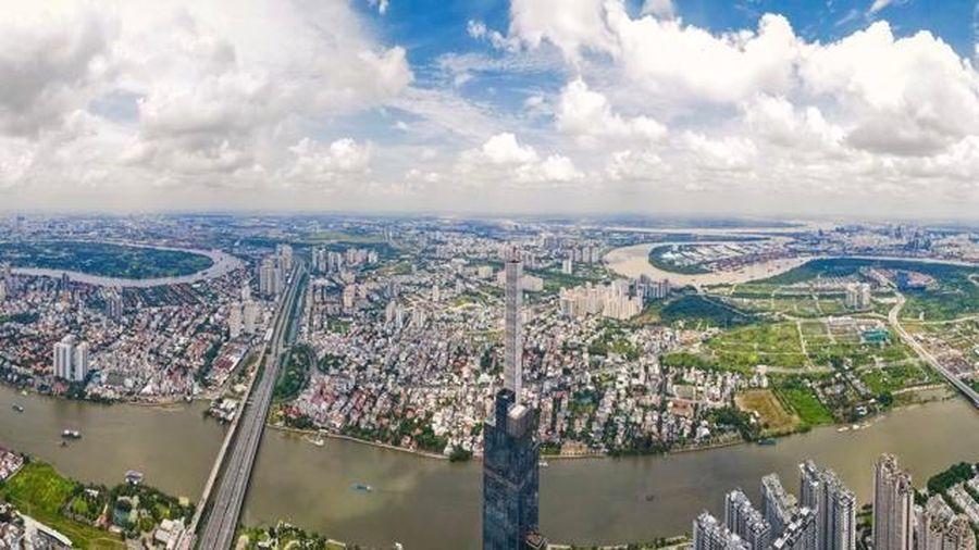 TP.HCM điều chỉnh quy hoạch khu đô thị giáp Thủ Thiêm để đấu giá