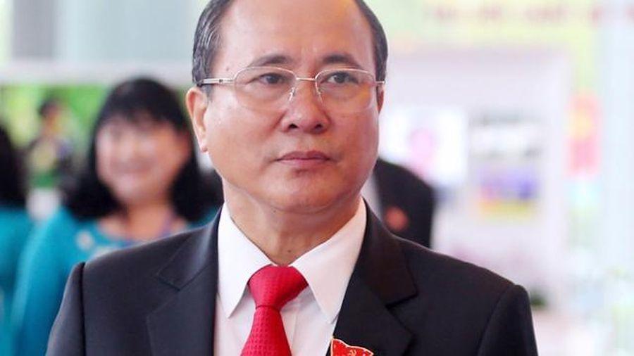 Bộ Chính trị, Ban Bí thư thi hành kỷ luật với loạt lãnh đạo, nguyên lãnh đạo tỉnh Bình Dương