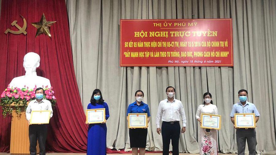 Nhân rộng mô hình hay trong học tập và làm theo tư tưởng, đạo đức, phong cách Hồ Chí Minh