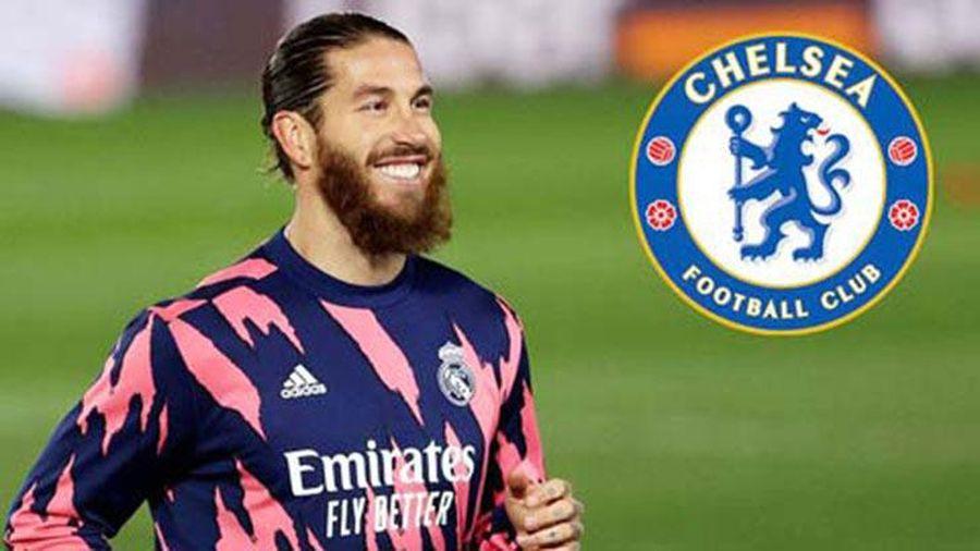 Ramos sẽ 'cập bến' Ngoại hạng Anh