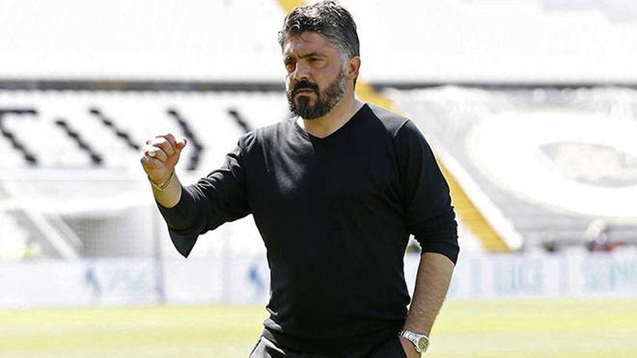 Tottenham liên hệ với Gattuso