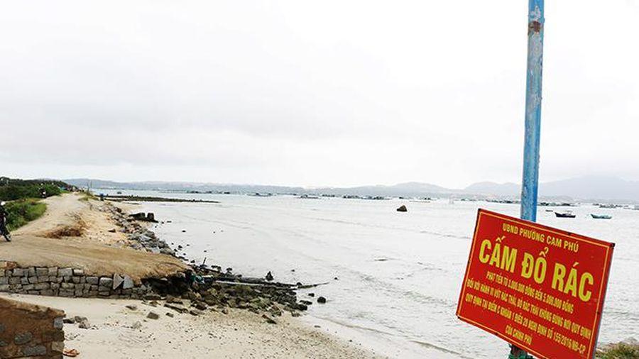 Cam Ranh: Triển khai nâng cấp bãi tắm số 4