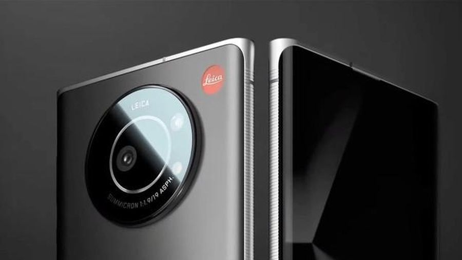 Leica ra smartphone đầu tiên