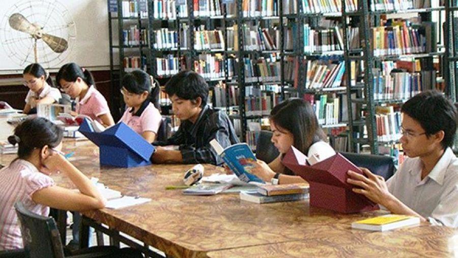 Đọc sách là một nhu cầu bồi dưỡng trí tuệ và tâm hồn