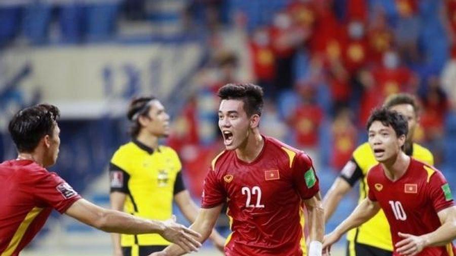 ĐT Việt Nam sẽ đá vòng loại World Cup 2022 vào ngày mùng 1 Tết Nguyên đán