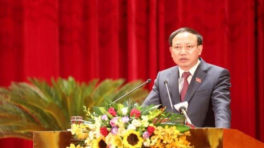 Quảng Ninh kiện toàn nhân sự lãnh đạo UBND, HĐND tỉnh