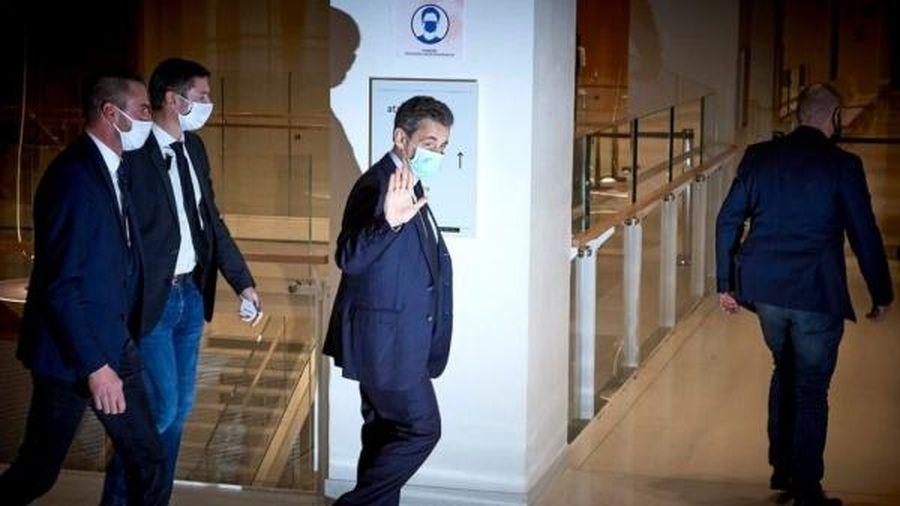 Cựu Tổng thống Pháp Sarkozy bị đề nghị án tù giam