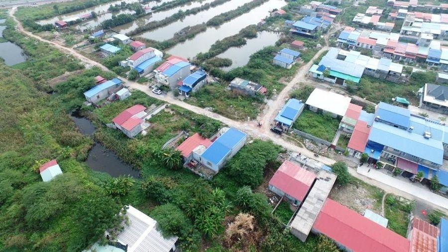 Hải An (Hải Phòng): Lắp hàng rào và camera giám sát khu đất 9,2ha tại phường Thành Tô