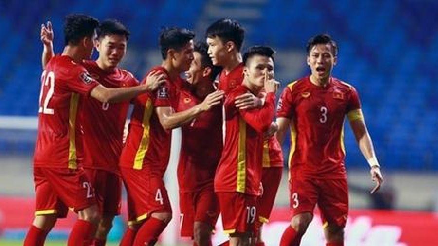 Vòng loại thứ 3 World Cup 2022 khởi tranh vào ngày Quốc khánh Việt Nam