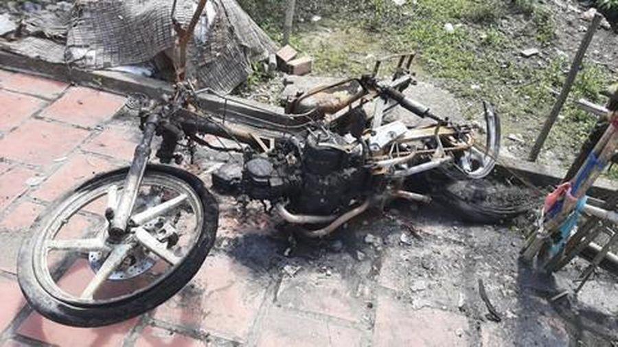 Khởi tố nghi án phóng hỏa đốt nhà ở Sóc Trăng