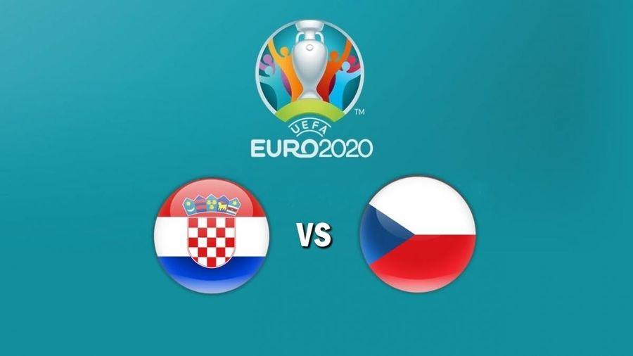 Trực tiếp Croatia vs CH Séc: 'Siêu phẩm' tiếp theo chờ Patrik Schick?