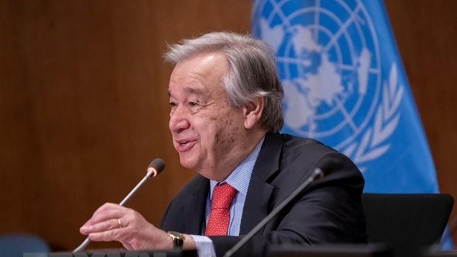 Tổng Thư ký Liên hợp quốc Antonio Guterres đắc cử nhiệm kỳ 2