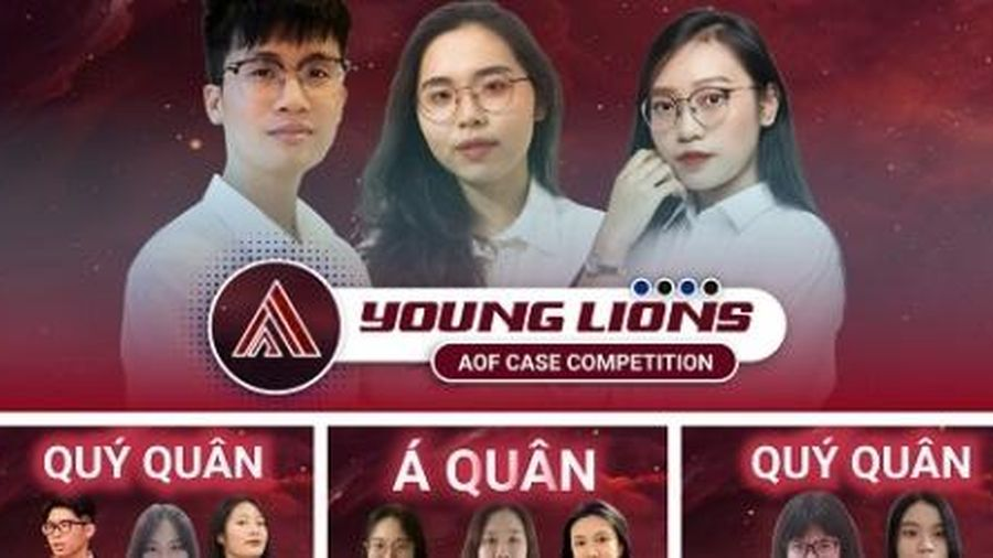 Cuộc thi AOF Case Competition 2021 tìm ra đội quán quân