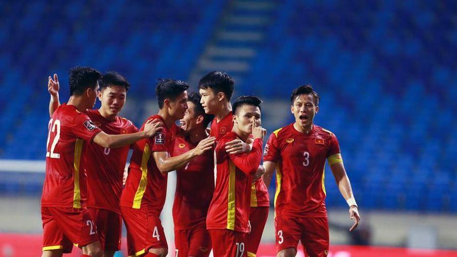 Tuyển Việt Nam đứng ở đâu trong bảng xếp hạng đặc biệt của FIFA?