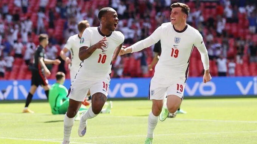 Trực tiếp bóng đá Anh vs Scotland EURO 2020